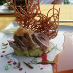 Creativity and Tasty foods only At The Champs Hotel, Restaurant & Bar