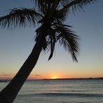 lever de soleil à paradise bay