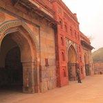 complexe Humayun mausolée Isa Khan