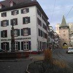 Hotel und Spalentor