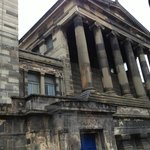 Glasgow is both historicaly old and modern
