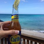 Vacation starts when the Carib opens
