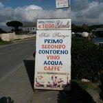 Photo de Ristorante Pizzeria Pulcinella