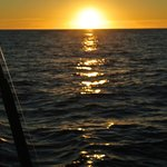 Sunrise fresh out of the marina