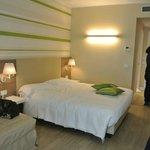 le camere sono come descritte sul sito dell'hotel