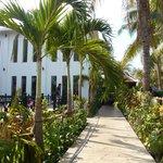 Neary Khmer Restaurant .- le Jardin