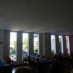 Neary Khmer Restaurant.- la grande salle