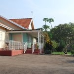 The main house/veranda