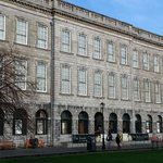 Trinity Library Housing the Book of Kells