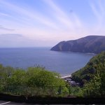 Magnificent sea views from most rooms