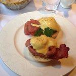 Egg's benedict