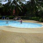 Hotel's pools