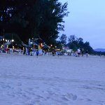 Klog Dao beach
