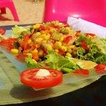 "Salade ""Oncle Sam"""
