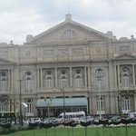 Teatro Colon - world famous opera house, Tours available at theater