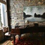 Gorgeous grand piano