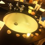 Bathroom honeymooners :)