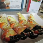 Stone crabs from the Fisheries
