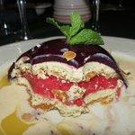 The special Café Pushkin dessert - an absolute must!