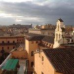 toller Blick über Rom