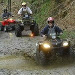 Ride the ATV Trails
