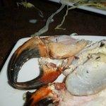 ensalada de mariscos