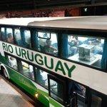 Bus station Puerto Iguazu Argentina