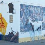 Wall Murals, Tucumcari, New Mexico