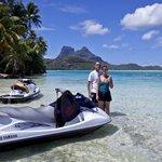 Jet Ski Tour, Moana Adventure Tours, Bora Bora FP