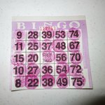 bingo in clubhouse