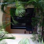 Junior suite Patio