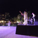 show con musica en vivo