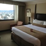 Tenth floor executive suite