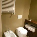 Baño habitacion 507