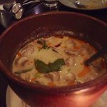 Coconut Tom Yum Soup