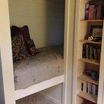 Reading nook / single sleeper