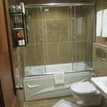 Great clean & spacious bathroom