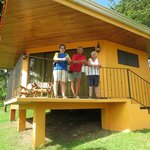 Una pequena casa en Arenal Miradas Hotel