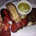 Lobster Tails & Filet Mignon
