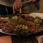 Photo de Pasko's Balkan Grill