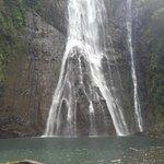 Jurassic Falls waterfall