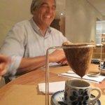 E pra finalizar, peça o cafezinho coado :-)