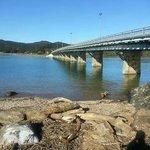 Waitangi bridge