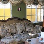 Reception / Lounge at Casa Merendon