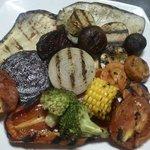 Verdure grill,