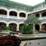Hacienda Lobby