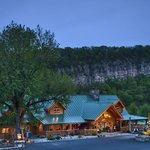 Main Lodge & Conference Center at Log Cabin Resort