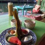 Breakfast is served :)