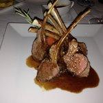 Lamb chop- excellent