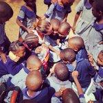 The kids <3 at Meru View School